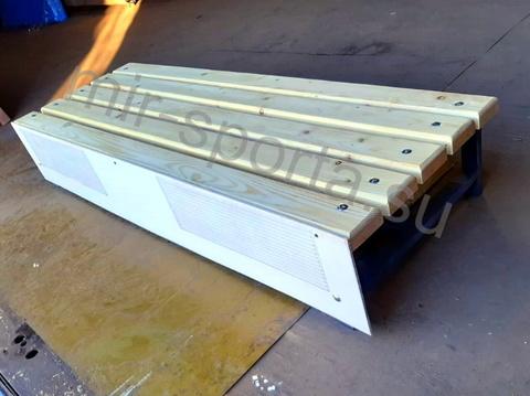 Скамья для измерения гибкости для сдачи норматива (тестирования)