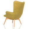 Кресло Contour оливковое