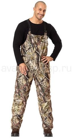 Комплект: костюм, муфта и стельки с подогревом