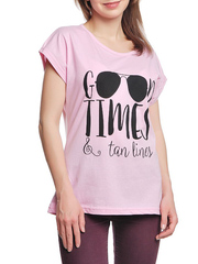 37662-4-2 футболка женская, розовая