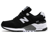 Кроссовки Женские New Balance 999 Black White