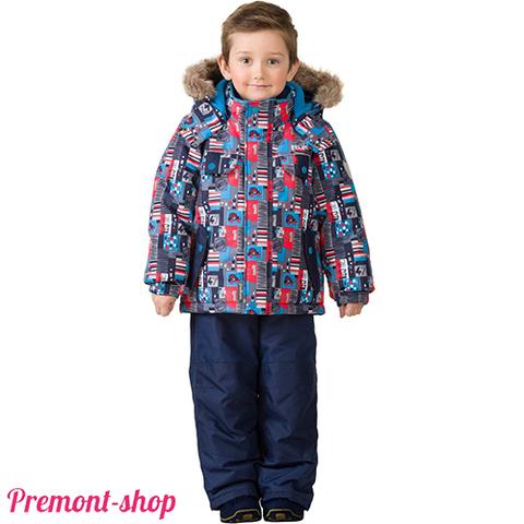 Зимняя куртка Premont Детройт
