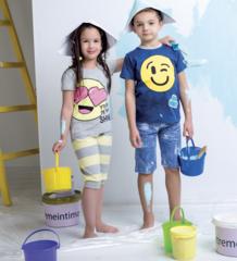 Детская женская пижама E18K-34P101