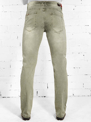 YH319 джинсы мужские, серые