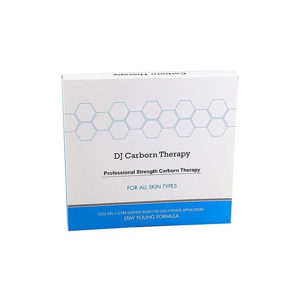 Маска для лица и шеи Daejong Medical Carboxy CO2 Gel(NF) 5x25мл