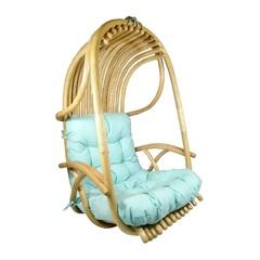 Подвесное кресло из натурального ротанга Hole Swing (без стойки)