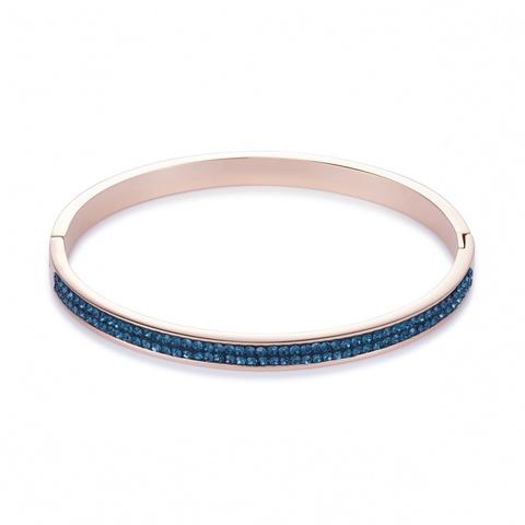 Браслет Coeur de Lion 0214/33-0735 цвет синий