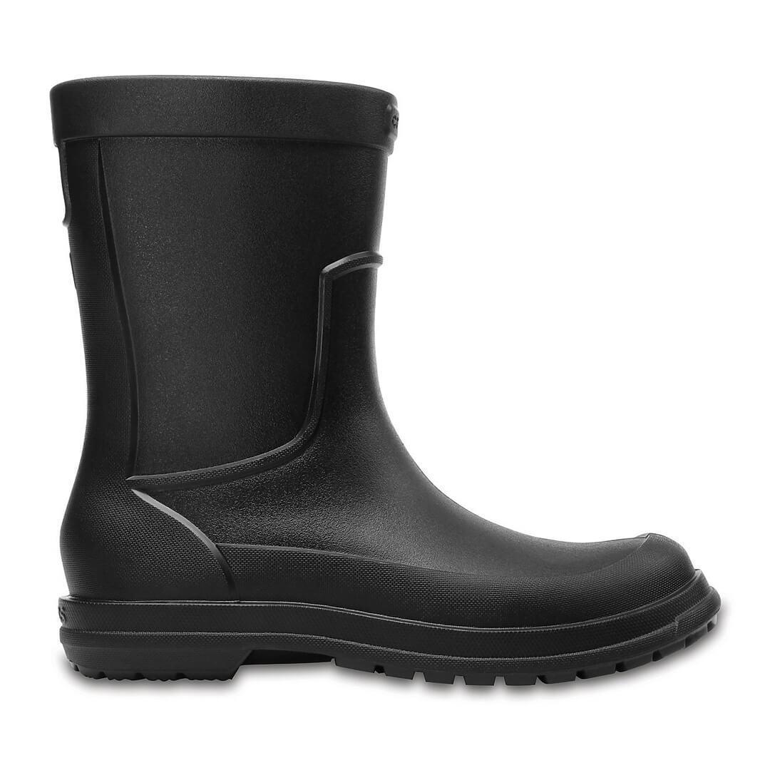Сапоги Crocs Mens AllCast Rain Boot Черные
