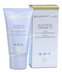 Регенерирующий крем с 10% гликолевой кислотой (Bruno Vassari | АНА | AHA Glycolic Cream 10), 50 мл