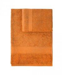 Полотенце 100х150 Caleffi Calypso оранжевое