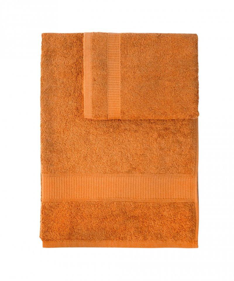 Полотенца Полотенце 100х150 Caleffi Calypso оранжевое nabor-polotenets-2-sht-caleffi-calypso-oranzhevyy-italiya.jpg