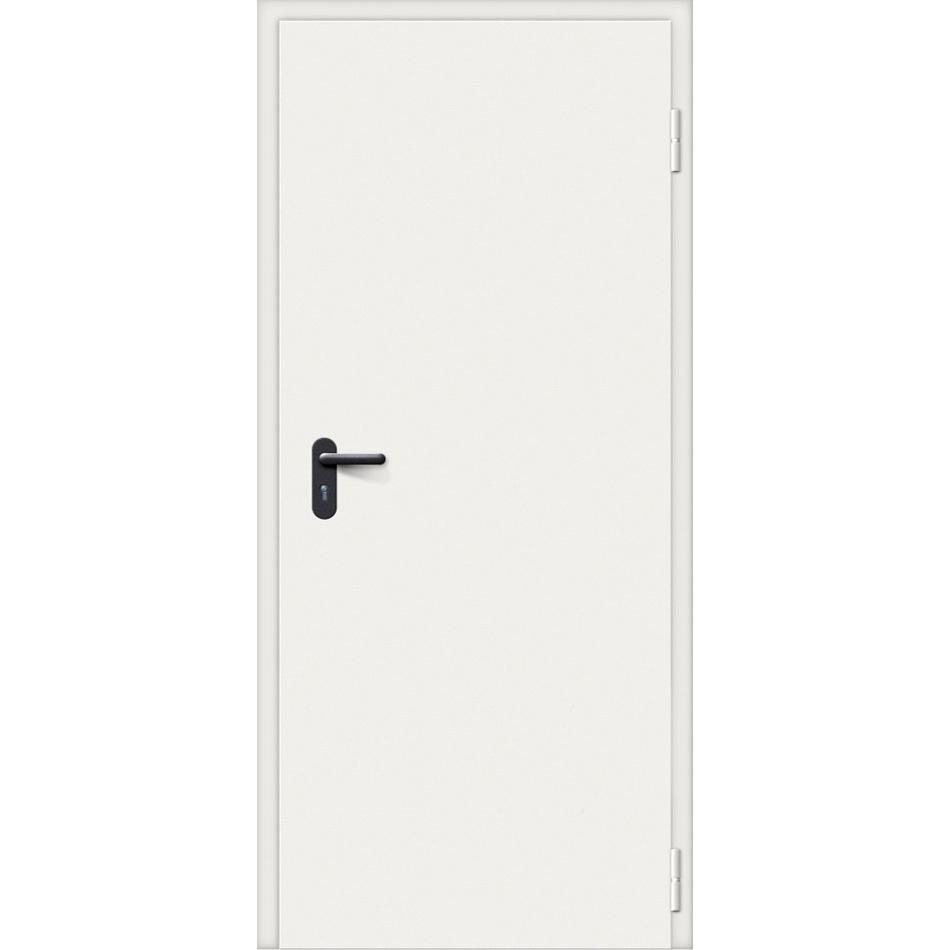 Противопожарные двери Дверь противопожарная стальная серая 1-60 dp-1-dvertsov.jpg