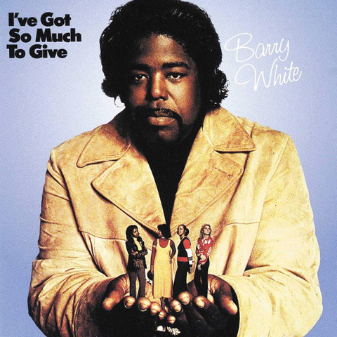 Barry White / I've Got So Much To Give (LP)