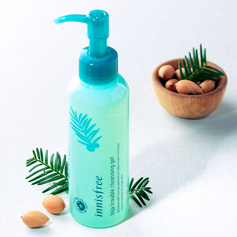 Innisfree Bija Trouble Cleansing Gel