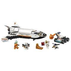 Конструктор LEGO City Space Port Шаттл для исследований Марса 60226