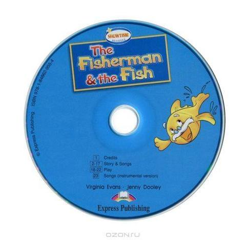THE FISHERMAN AND THE FISH CD