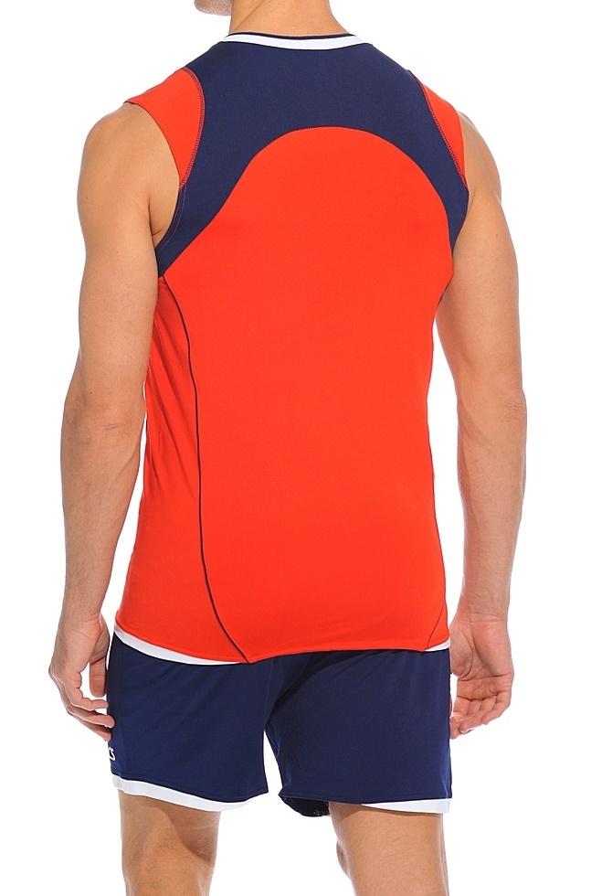 Форма волейбольная без рукавов ASICS SET VOLLEY SMU (1215XZ 2650) фото