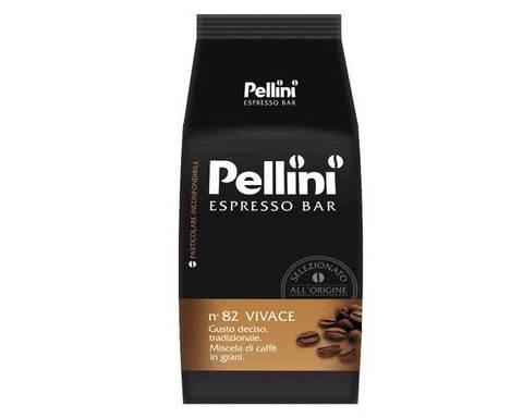 Кофе в зернах Pellini №82 Vivace, 1 кг (Пеллини)