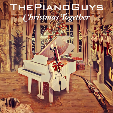 The Piano Guys / Christmas Together (CD)