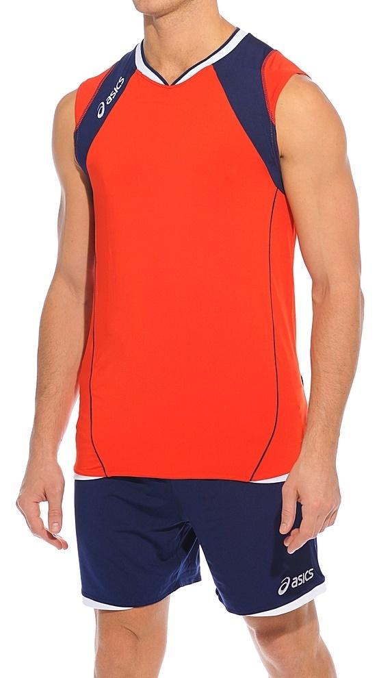 Форма волейбольная без рукавов ASICS SET VOLLEY SMU (1215XZ 2650)
