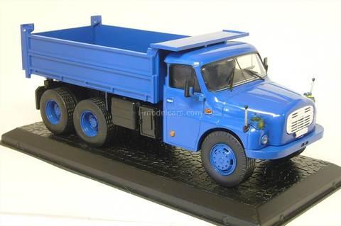Tatra 148 S 3 Truck blue Atlas 1:43