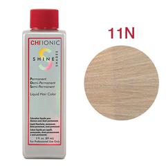 CHI Ionic Shine Shades Liquid Color 11N (Очень светлый блондин плюс) - Жидкая краска для волос