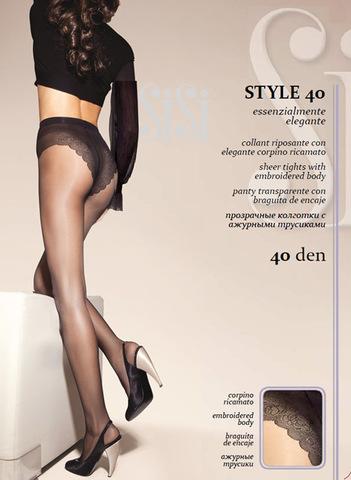 Колготки Sisi Style 40