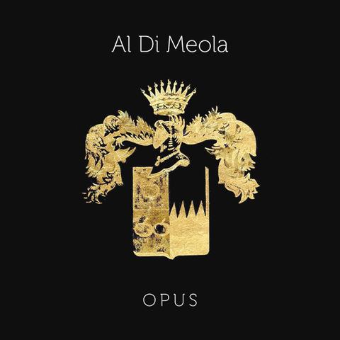 Al Di Meola / Opus (RU)(CD)