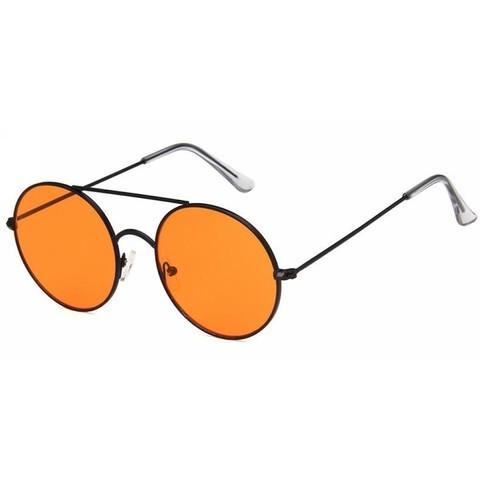 Солнцезащитные очки 3555007s Оранжевый