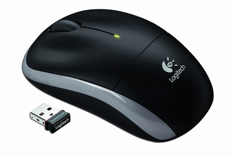 LOGITECH M195 Wireless Mouse