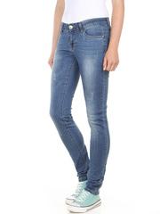 Y5307 джинсы женские, синие