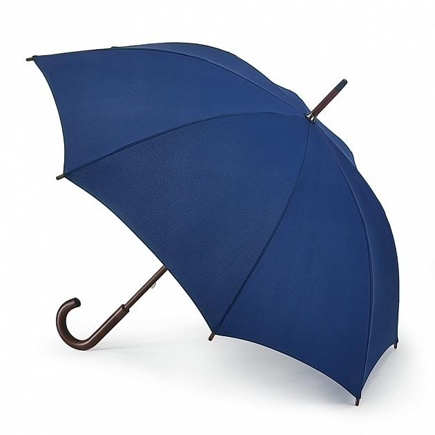 Fulton женский зонт-трость (синий)