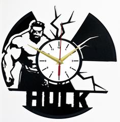 Халк Часы из Пластинки