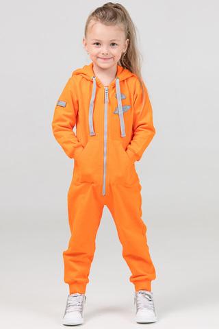 Комбинезон детский Ready оранжевый