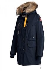 Пуховик Parajumpers Kodiak Navy (темно-синий)