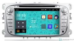 Штатная магнитола 4G/LTE Ford Mondeo Android 7.1.1 Parafar PF148D