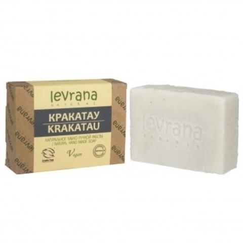 Levrana, Кракатау, натуральное мыло, 100гр