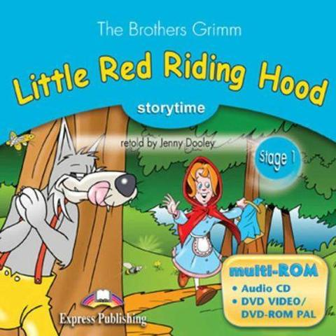 Little Red Riding Hood. Multi-rom
