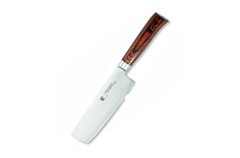 Нож кухонный стальной Накири (160мм) Tamahagane San SN-1116