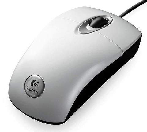 LOGITECH RX300 White