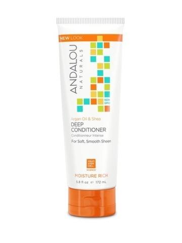 Кондиционер для восстановления прочности и эластичности волос Andalou Naturals | Коллекция