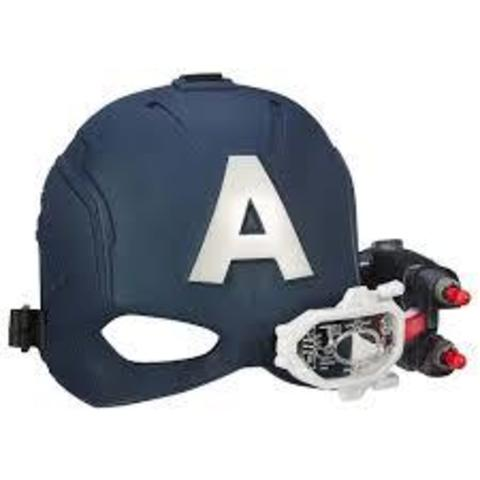 Captain America Civil War Scope Vision Helmet Mask