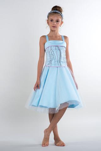 Нарядное платье (арт.300 гол)