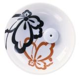 Керамическая подставка Butterfly Motif
