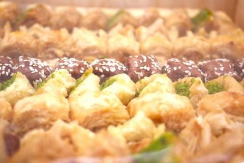 """Подарочное ассорти ливанских сладостей """"Большой Секрет Востока"""""""
