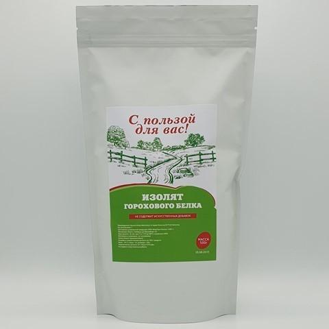 Изолят горохового белка С ПОЛЬЗОЙ ДЛЯ ВАС, 500 гр
