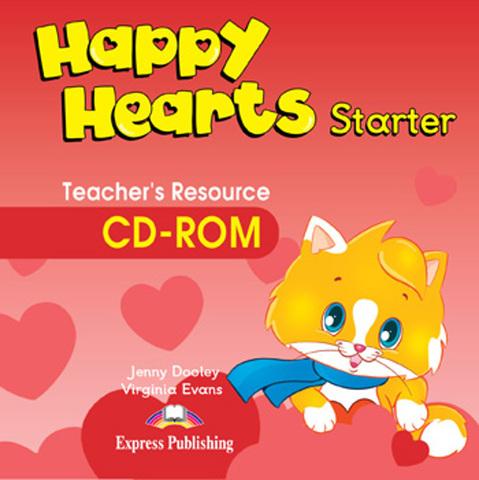 Happy Hearts Starter. Teacher's resource CD-ROM. CD-ROM для учителя