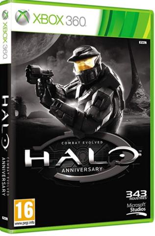 Xbox 360 Halo: Combat Evolved Anniversary (английская версия)