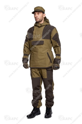 Камуфляжный костюм «Горка-4» Хаки