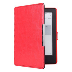 Чехол Hard Case Magnetic Cover для Amazon Kindle 8 Red Красный